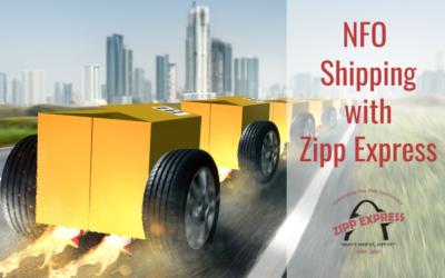 NFO Delivery Through Zipp Express