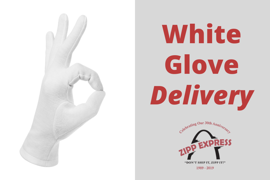 The Five W's of White Glove Delivery