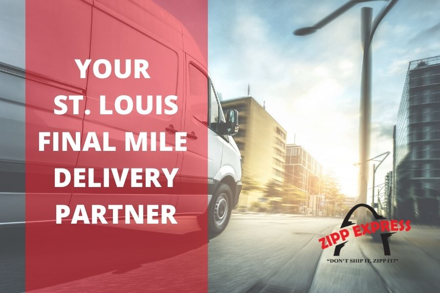 Zipp Express's Final Mile Delivery Service