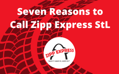 Seven Reasons To Call Zipp Express