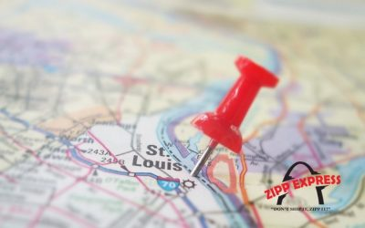 Zipp Express Couriers Know St. Louis